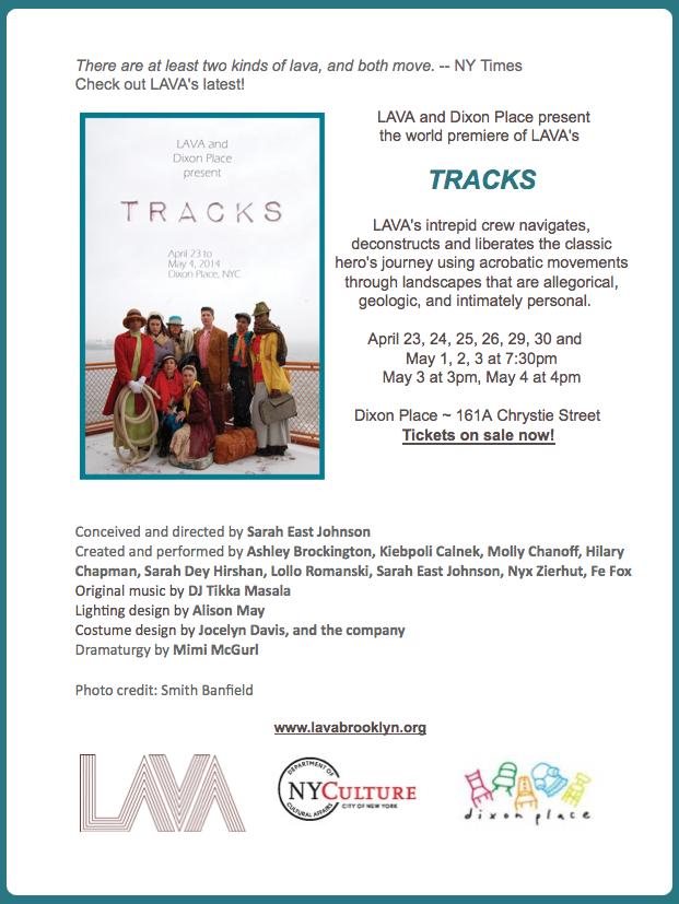 Tracks Invite